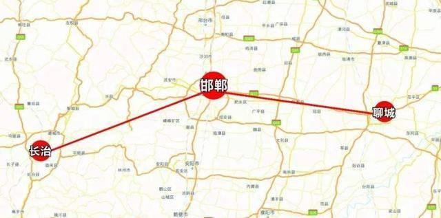 """邯郸一座小县城有福了,被高铁""""砸中"""",不是曲周永年,未来可期"""