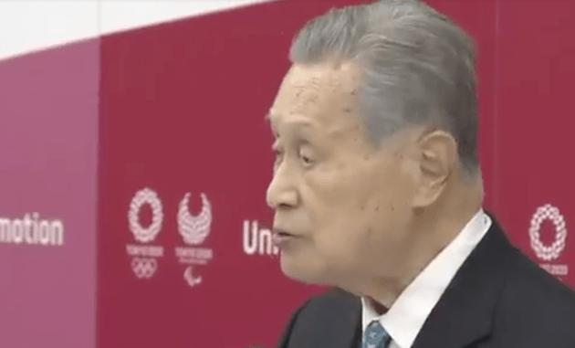 东京奥组委主席森喜朗辞职 曾因不当言论引争议