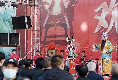 上党区振兴小镇:民俗文化身临其境品年味 丰富活动轮番上演闹新春  第7张