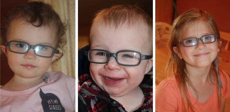 原创宝宝3岁就散光250度,要戴眼镜到18岁,跟妈妈这个行为有关
