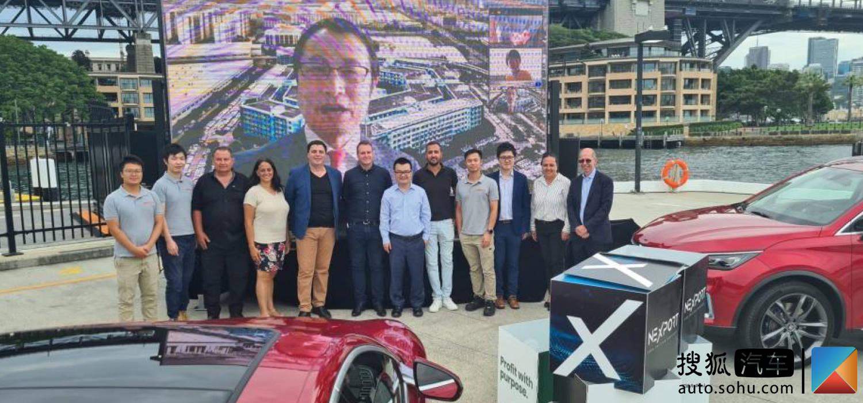 比亚迪4款新能源乘用车进军澳洲市场