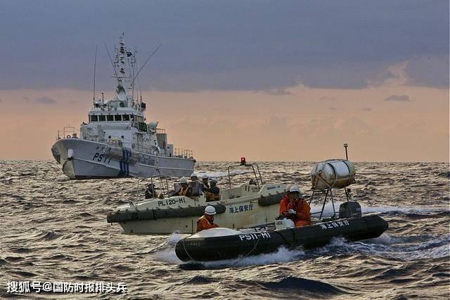 中国海警法允许开火,占不到便宜后,日本表态:不排除使用武器