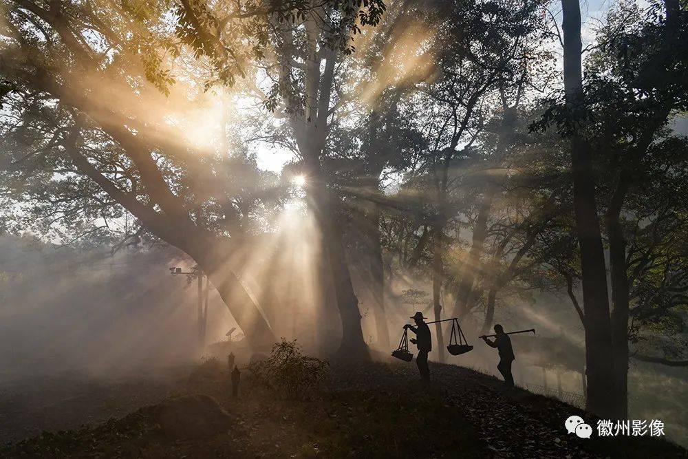 云端·花季·徽州人文风光摄影