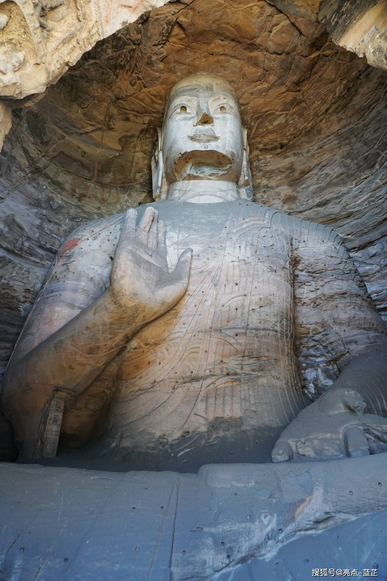 巡礼山西世界文化遗产,中国四大石窟之——云冈石窟(四)  第3张