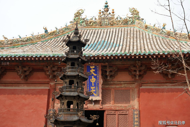 """山西有个小县城,被大家叫做""""华人老家"""",藏有众多国宝级的古迹  第9张"""