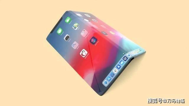 原创             着急乱投医,苹果折叠屏手机为何要选它?