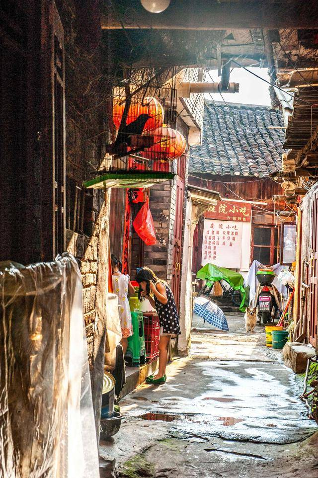 原创             黔东南的人间烟火就藏在这个古镇,赶紧来这里体验原始生活吧!