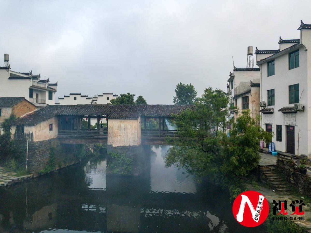 """原创             江西古村落被网友称为""""中国最美乡村"""",美如仙境,很多人不知道"""