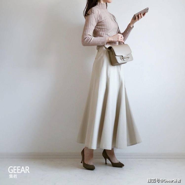 原创             UNIQLO U的这件宽䙓裙,错过会很可惜!