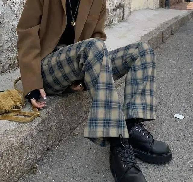 什么裤装更适合配大衣?试试这几款,不止洋气还特好看