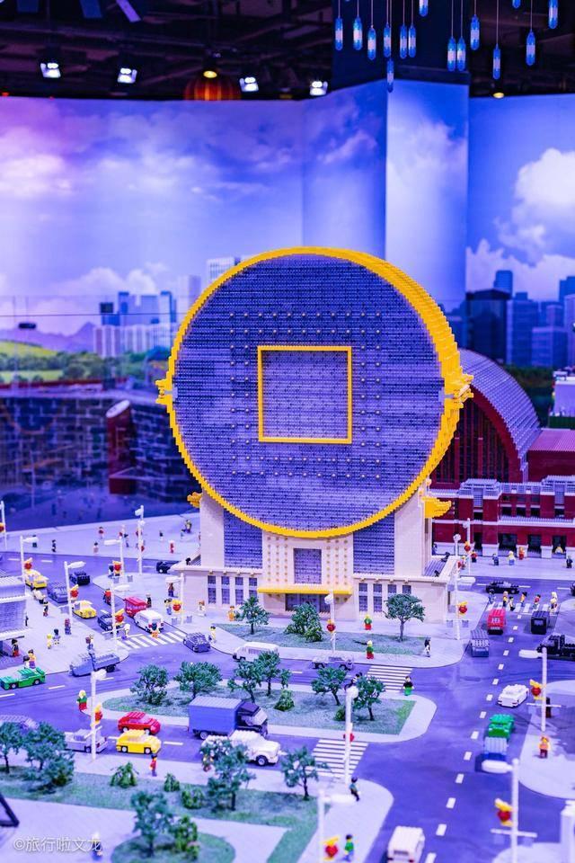 乐高探索中心,北京上海之外第三家在沈阳,迷你世界看袖珍版沈阳