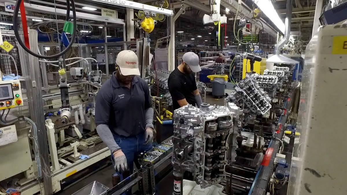 增加100个岗位,丰田将投资2.1亿美元扩大发动机生产规模