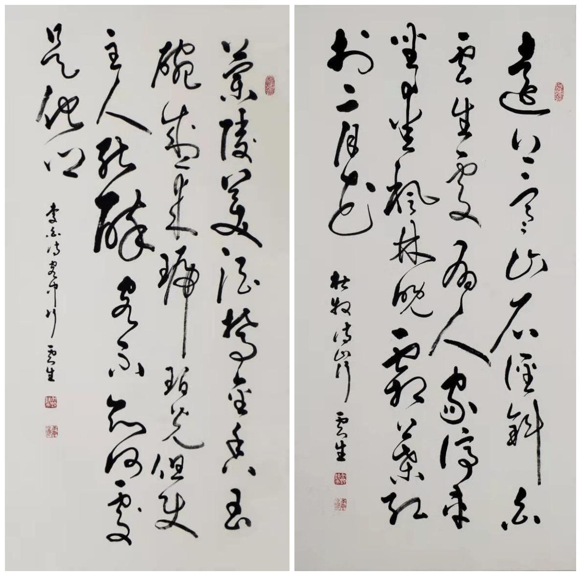 中国著名书法家李云生作品获国内外青睐,长幅作品获拍185万-天津热点网