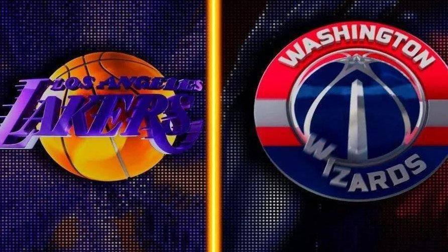 NBA直播:湖人vs奇才,威少+比尔能逼得詹姆斯提前发力吗?
