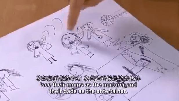 爸爸真的不会带娃吗?50年追踪11000个孩子,BBC纪录片给出了答案  第13张