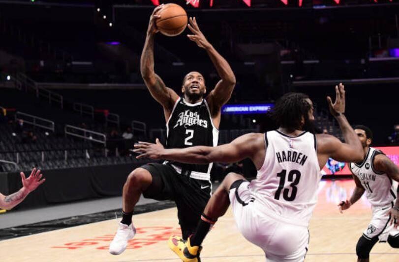 原创             还哈登清白!NBA公布篮网快船裁判报告,小卡进攻犯规没吹错