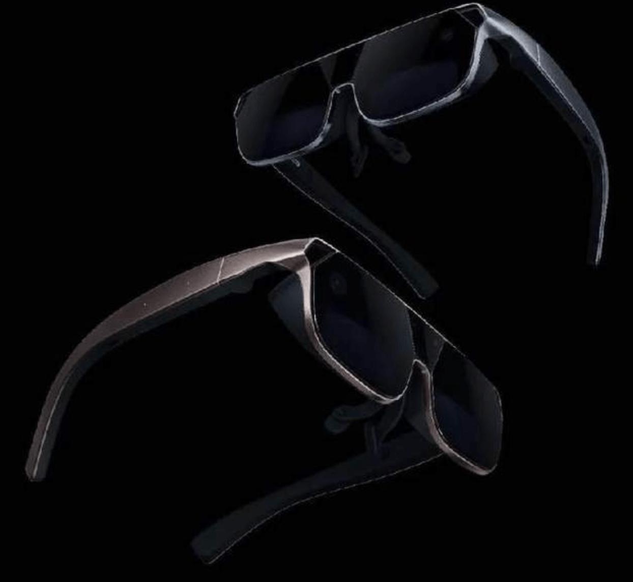 三星AR眼镜Glasses Lite曝光:一秒变墨镜,可连接手表