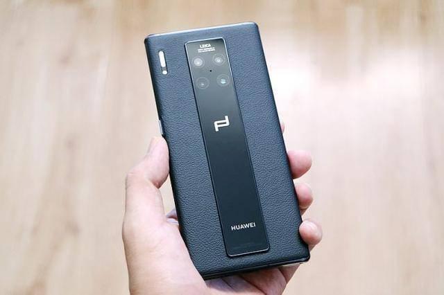 原创             从12999元跌至6999元,华为顶尖旗舰二手价,12GB+512GB