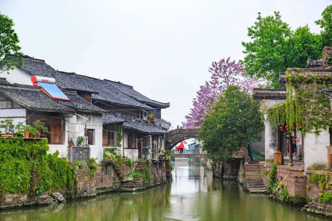 浙江免费的古村镇,都在这里了,春天去刚刚好!