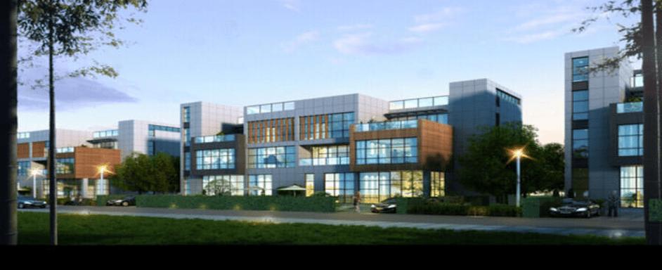 工业地产集团与华天电力OA签约打造智能化项目管理