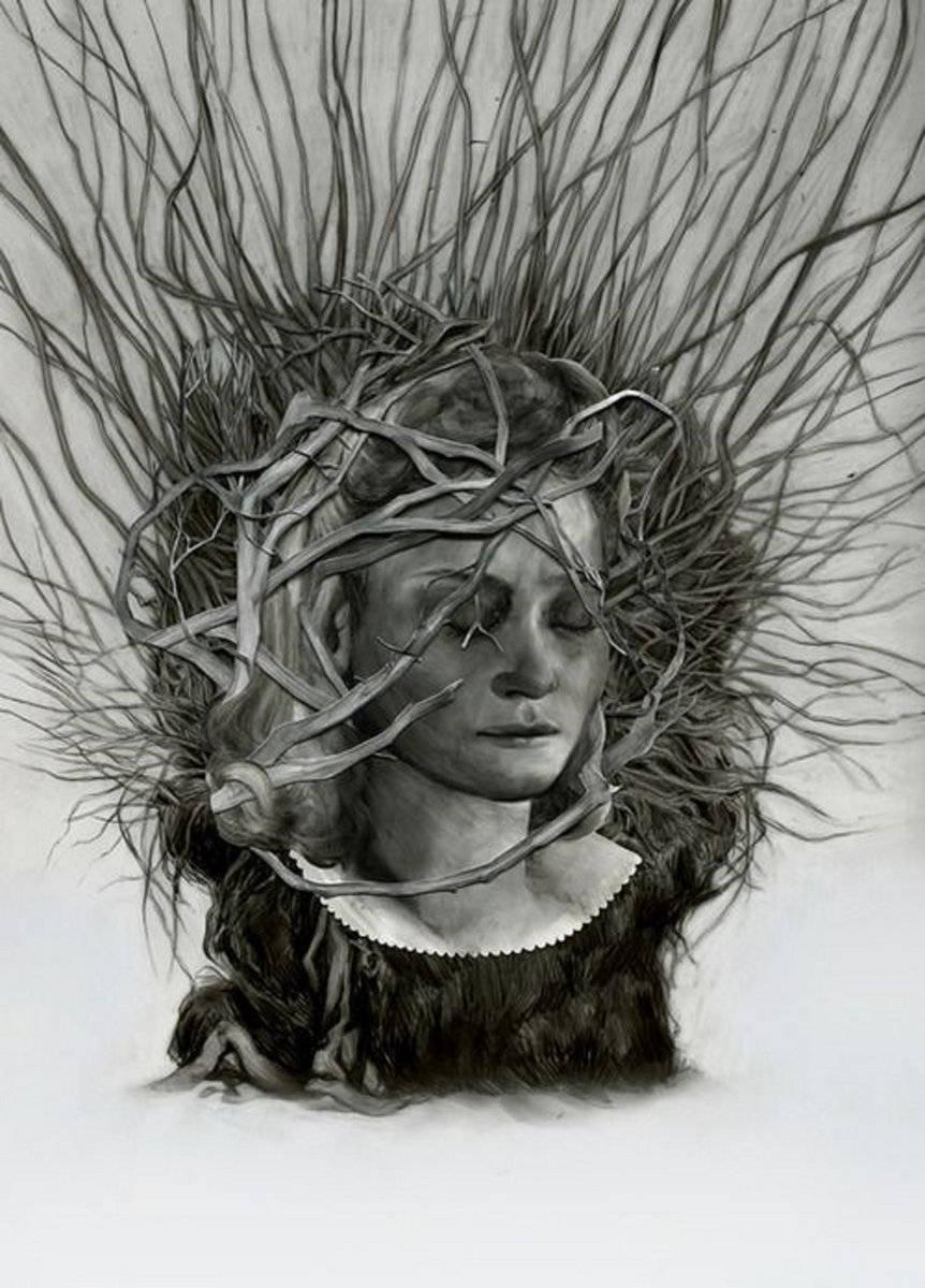 二战英国最诡异的案子:树干里的女尸,是从天而降吗?