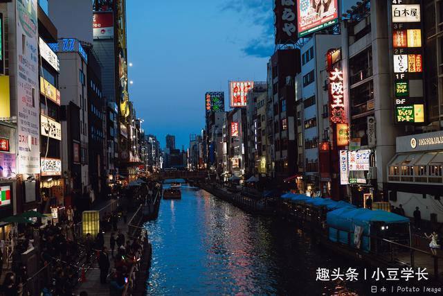 百去不厌的日本心斋桥,每逢节假日人山人海,关西日本文化聚集地