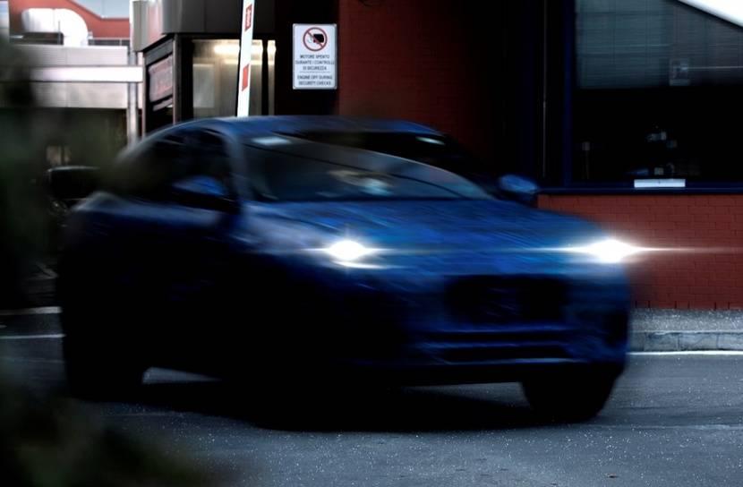 玛莎拉蒂全新SUV Grecale原型车发布
