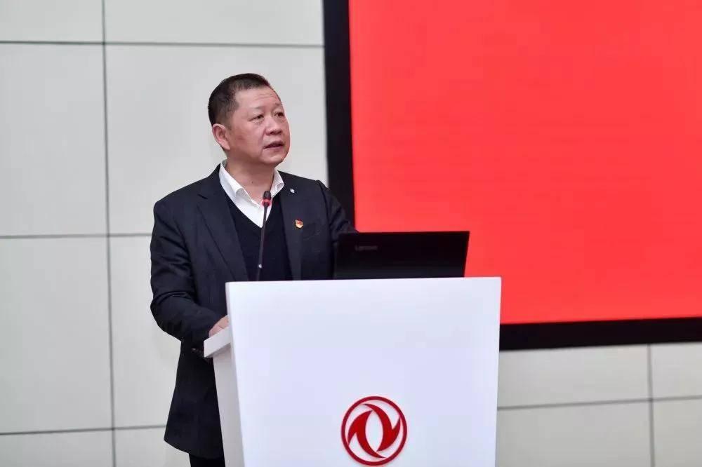 东风汽车总经理杨青是商用车行业的大师,肩负重任