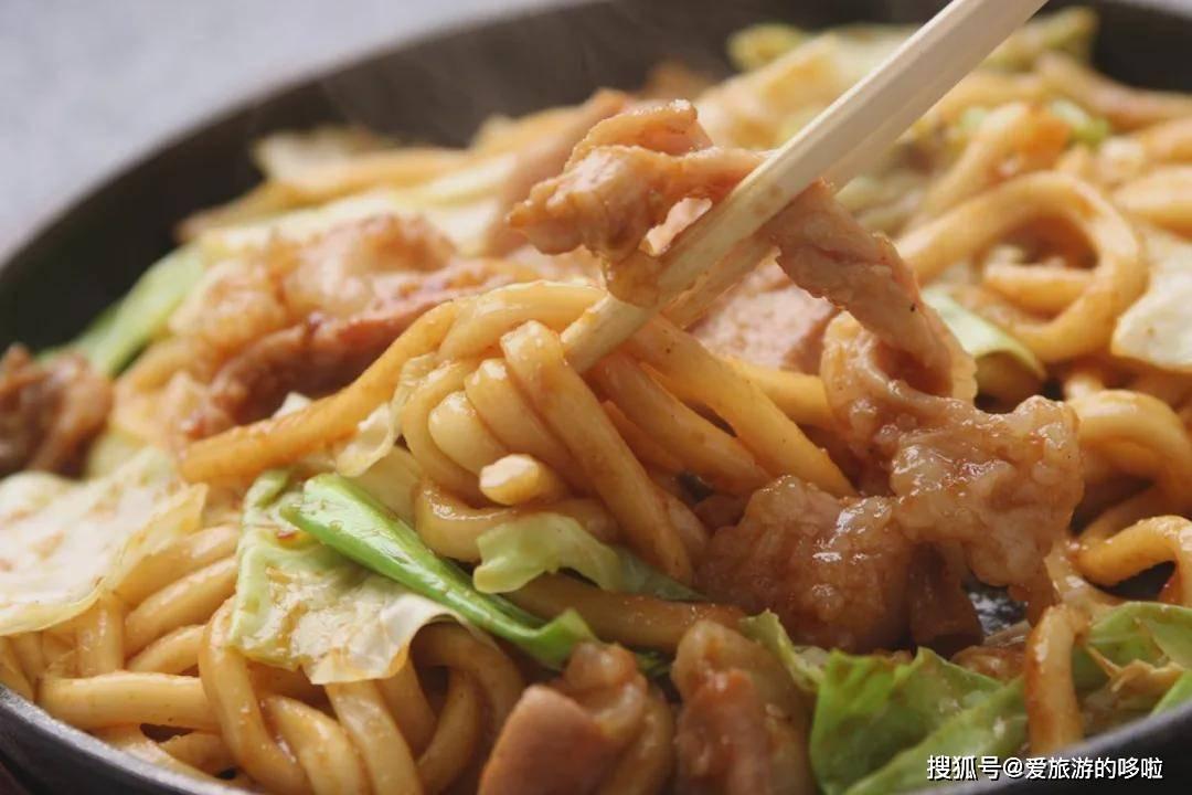 日本各式面料理,每种都让人想呲溜啊!