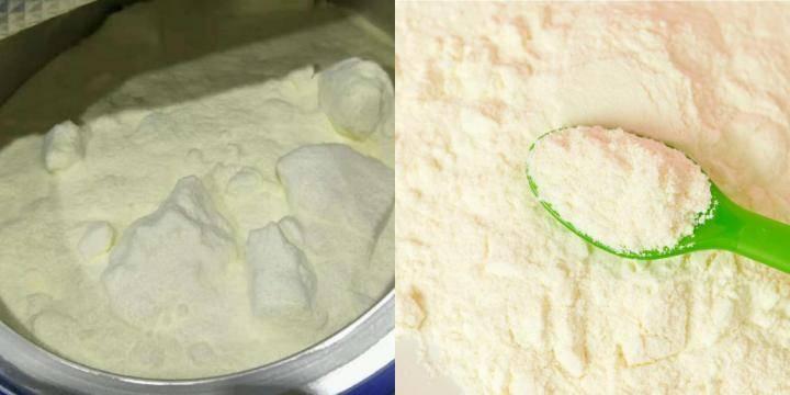 结块、挂壁、溶解差是奶粉质量问题吗?这样做可以有效解决!