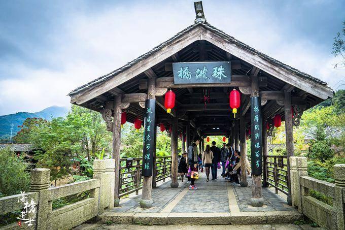 江南这座避世古镇,有141个姓氏9种方言,人少景美,让人流连忘返