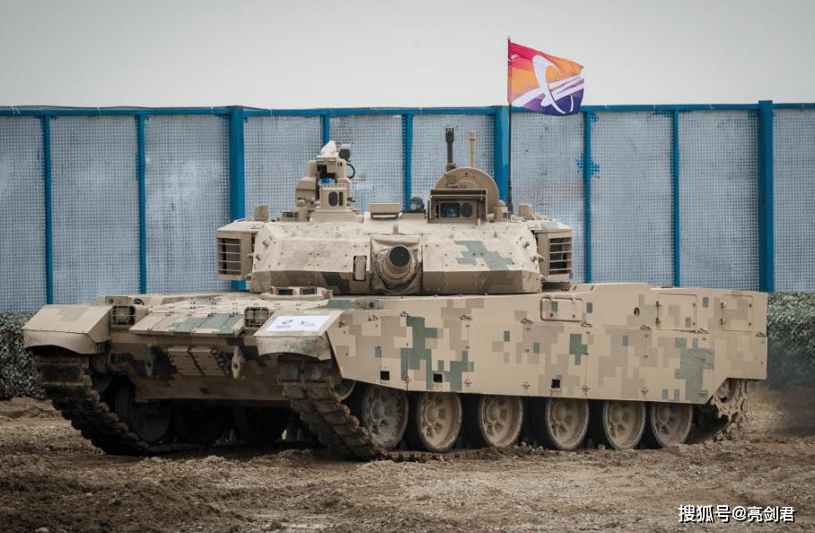 原说VT4是好坦克。在哪里?价格便宜不是关键