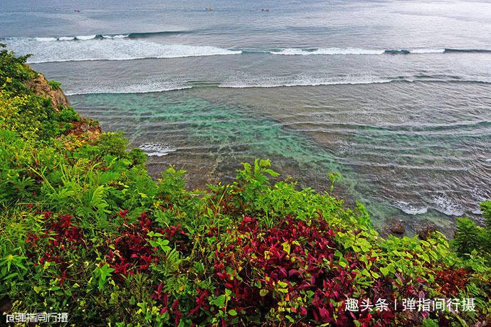 """巴厘岛""""壮美海景"""",悬崖险峻,海浪滔天,还流传着感人爱情故事"""