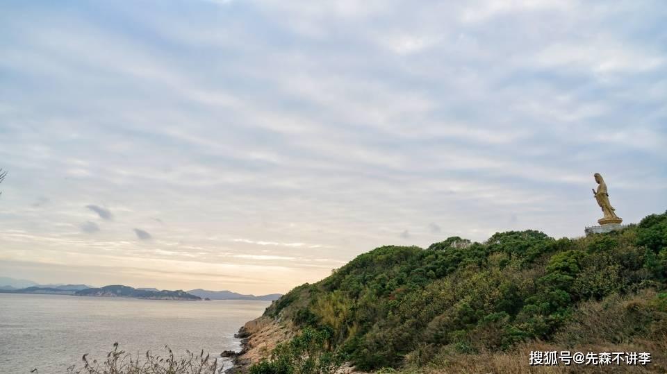 南海观音的叫法和普陀山的地理位置有偏差?听听当地人是怎么说的