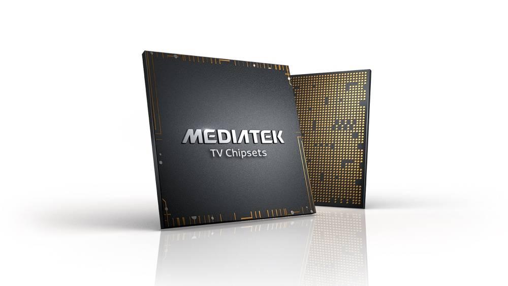 原创             看好智能家居生态前景,MediaTek推出新4K智能电视芯片