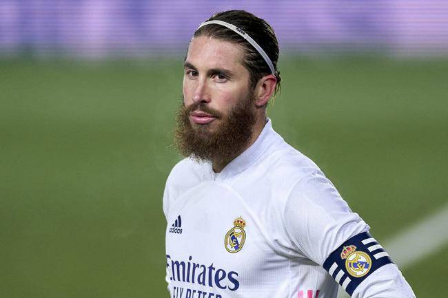 拉莫斯已同意与皇马续约 因无其他球队对他感兴趣