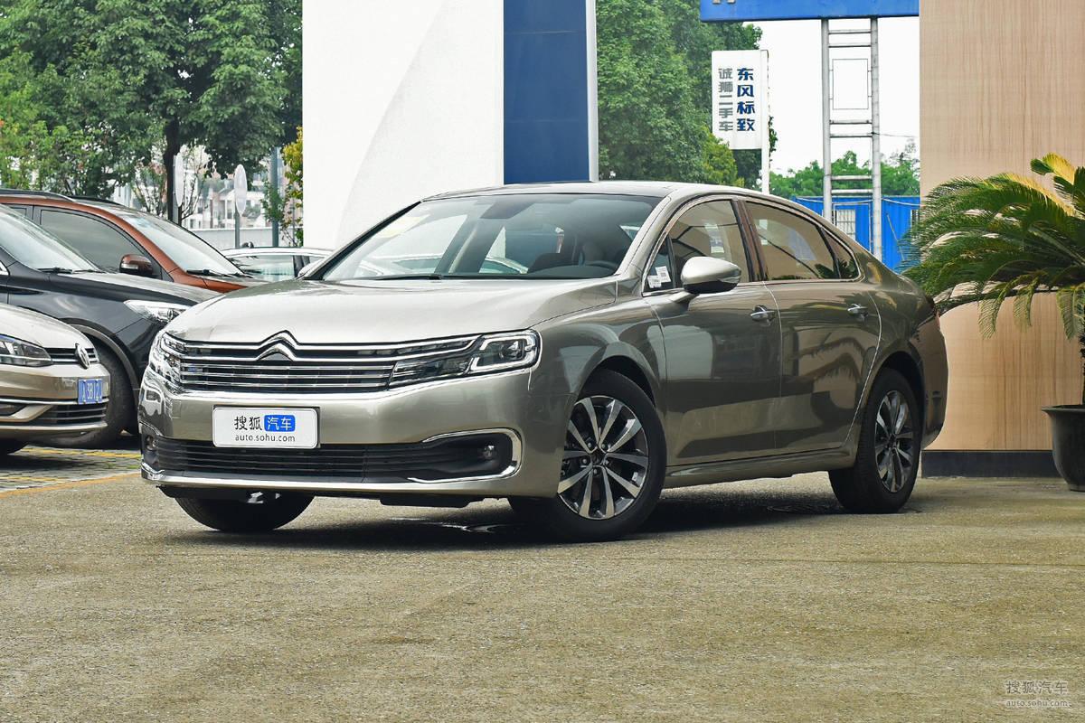 售22.68万元 雪铁龙C6新增车型正式上市