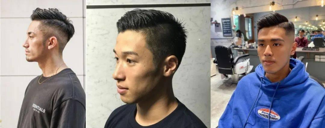 2021男士发型趋势图鉴,5款帅气又精神的发型你须