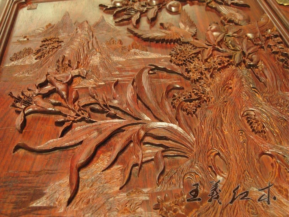 中国传统木文化及其材质美学