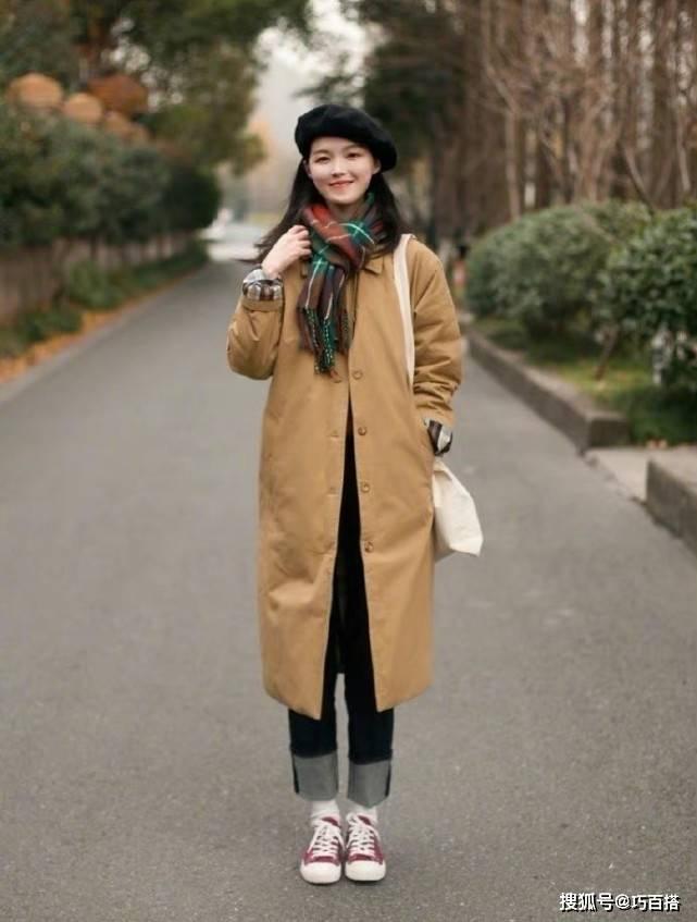 日常生活的穿搭指南,干干净净的时尚气质,第三套真的太美了