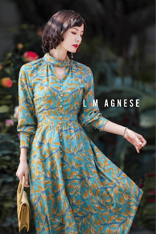 简爱格妮斯时尚发布会即将来袭 早春新品陆续上线