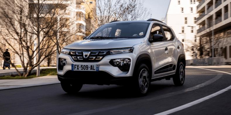 快资网-雷诺旗下(达契亚)Dacia Spring车型欧洲发布
