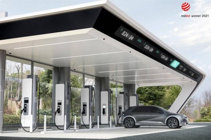 现代成立电动汽车充电站品牌E-pit