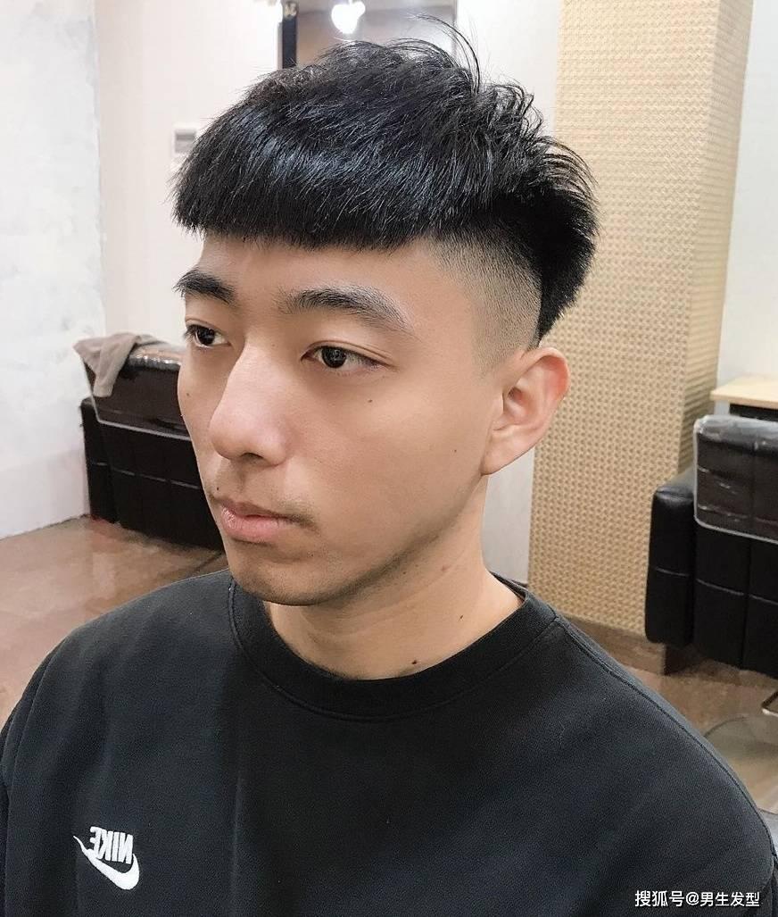 """男生留""""背头""""太油腻UWIN电竞了,不如剪这5款清爽发型"""