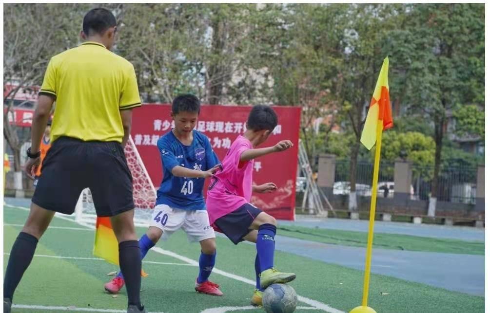 """四川省第一届""""贡嘎杯""""青少年 校园足球联赛分区赛(中小"""