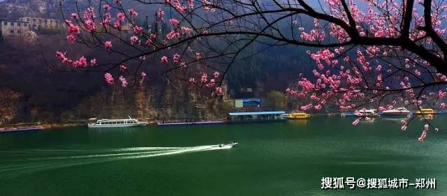 点进来→看青天河的满园春色!