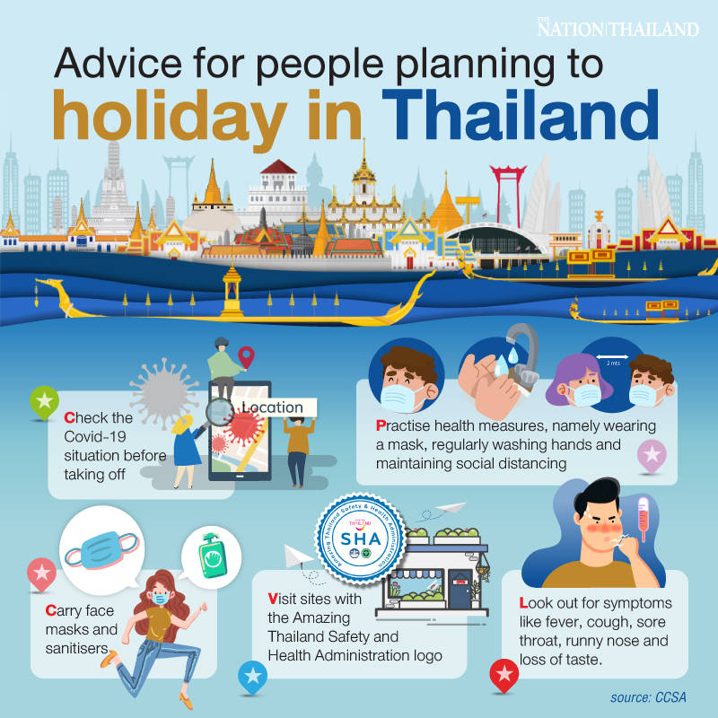 给即将去泰国度假的人一些建议