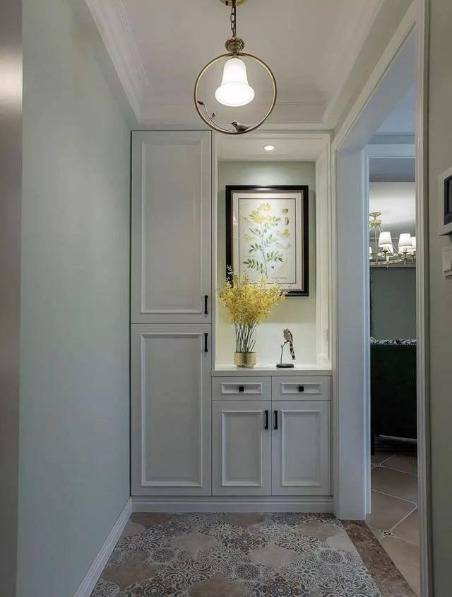 150平简美四居,整体布局非常合理,精美复古清新淡雅的温馨大宅
