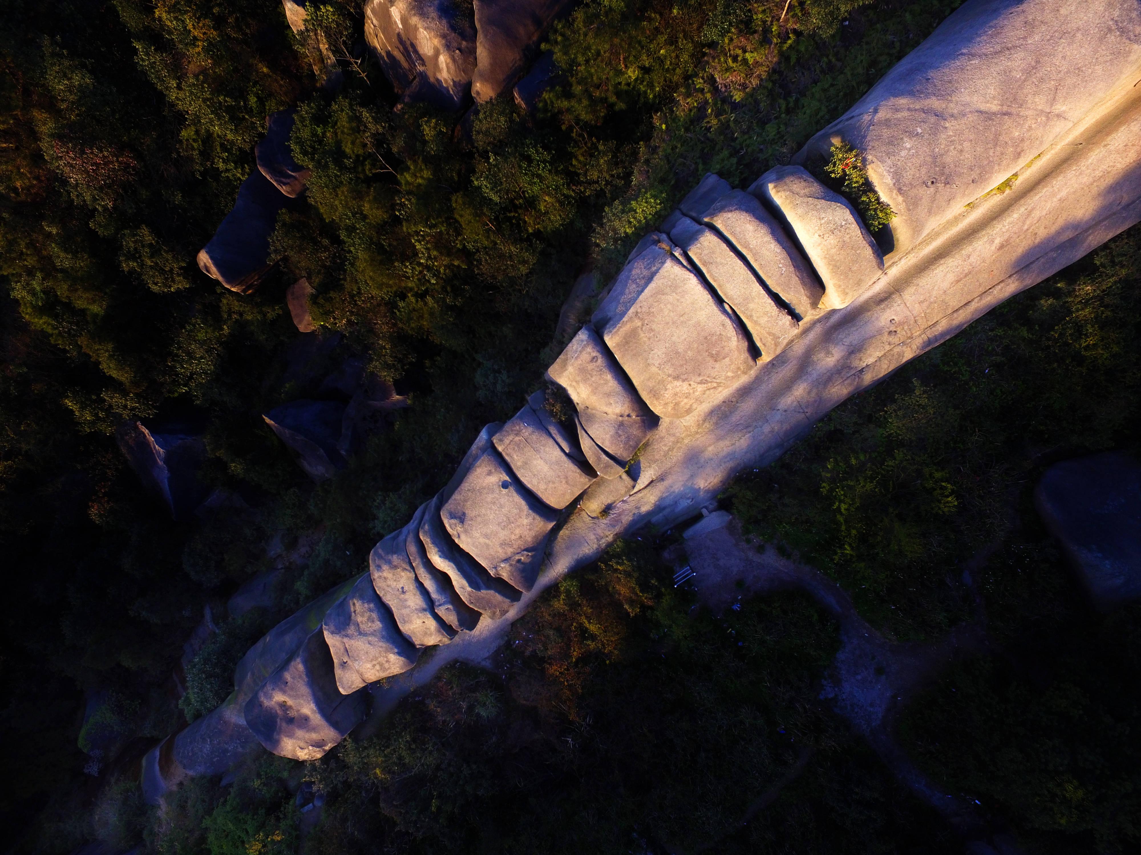 """温州人的""""神山"""",景色堪比5A景区,且全部不需要门票"""