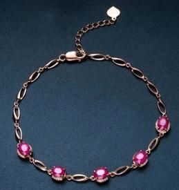 心理测试:选一条宝石手链,测你的命中注定的TA会在哪里?  第2张